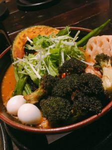ラマイのスープカレー