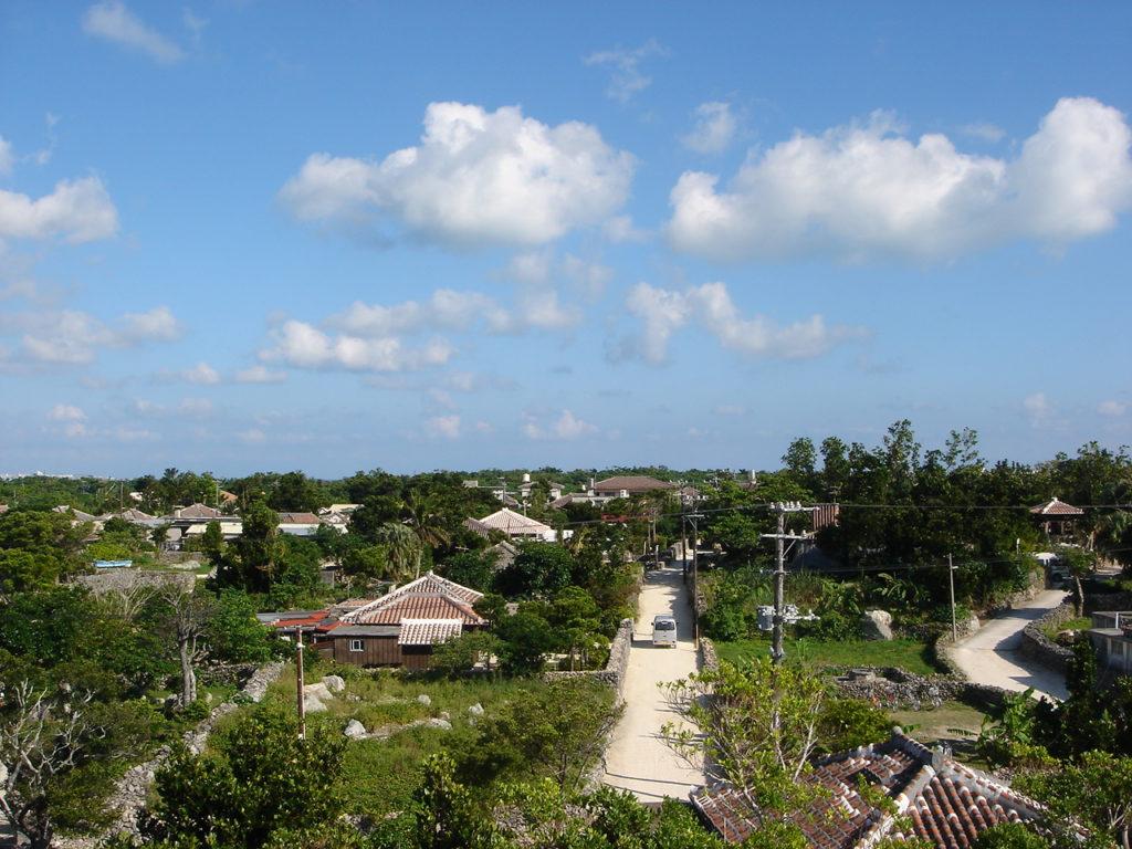 竹富島なごみの塔
