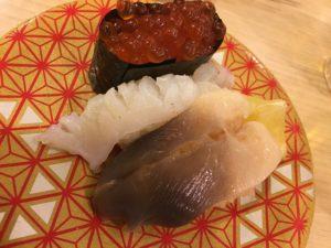 トリトン3貫寿司
