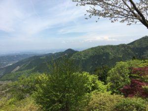 御岳山からの風景その2