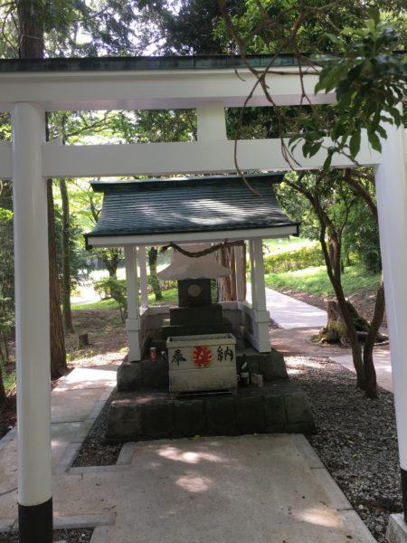 箱根の白龍神社