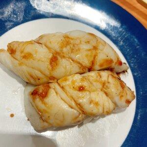炙り太刀魚の寿司